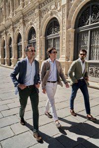 Esta es la moda masculina que se lleva este verano