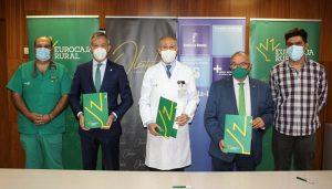Eurocaja Rural, Oleotoledo y SESCAM se unen para impulsar la investigación y prevención de la COVID-19