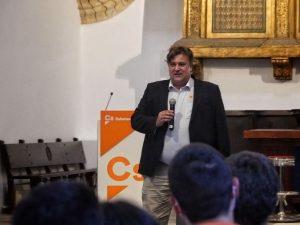 La estrategia de Turismo del Ayuntamiento de Guadalajara llega a Salamanca de la mano de Fernando Parlorio