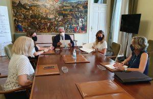 firma convenios   Liberal de Castilla
