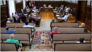 Los grupos políticos de la Diputación de Guadalajara, salvo el PSOE, a favor de la resolución del conflicto entre la plantilla y GEACAM