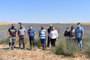 foto visita tractorista de castilla | Liberal de Castilla