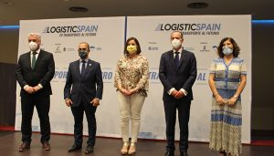 Franco destaca que la cifra de negocio del sector de la logística ha crecido más de un 20 por ciento en la región desde 2015