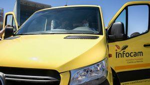 Geacam cuenta con nuevos vehículos para la campaña de prevención y extinción de incendios forestales