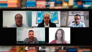 La 'Smart Logistics', en el epicentro del primer encuentro online Logistics Spain 2021