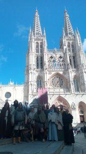 La Asociación Conca participará en Burgos en la recreación de los funerales del Cid