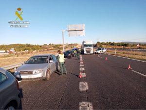La campaña de vigilancia y control de alcohol y drogas de la DGT se salda en la provincia de Cuenca con 3.604 conductores controlados y 38 positivos