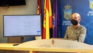 La concejalía de Nuevas Tecnologías del Ayuntamiento de Guadalajara elabora un calendario único con todos los actos y apto para el móvil