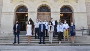 La Diputación de Cuenca y la Junta de Comunidades presentan los siete talleres RECUAL que comenzarán el próximo lunes