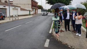 La Diputación de Guadalajara invierte 428.000 euros en arreglar las carreteras que unen Villanueva de la Torre y Torrejón del Rey con la Comunidad de Madrid