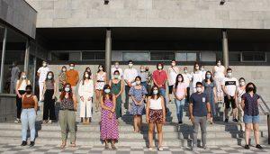 La Gerencia del Área Integrada da la bienvenida a los 25 residentes que han iniciado su periodo de formación en Cuenca