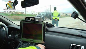 La Guardia Civil de Cuenca detiene a una persona que conducía un turismo a 224 kmh en la AP-36