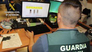 La Guardia Civil detiene a dos personas en Azuqueca de Henares por tentativa de homicidio