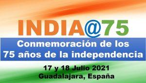 La India conmemora los 75 años de su independencia en Guadalajara