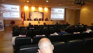 La Junta Directiva de CEOE-Cepyme Cuenca confía en que las ayudas europeas lleguen al 90% de las empresas provinciales