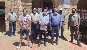 La Junta quiere convencer a los agricultores y propietarios de fincas agrícolas y forestales de Guadalajara de los beneficios de la concentración parcelaria