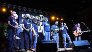La música de Hermanos Cubero y Josele Santiago brilla en la noche del KavaniJam