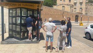 La Oficina Municipal de Turismo junto al Teatro Auditorio de Cuenca reabre sus puertas este verano