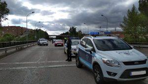 La Policía Local de Cuenca disuelve varios conatos de botellón en intervenciones conjuntas con Policía Nacional