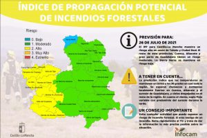 mapa de hoy | Liberal de Castilla
