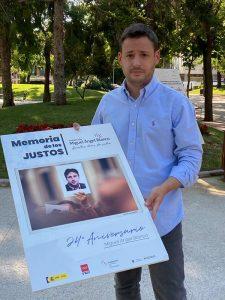 NNGG Guadalajara celebrará un homenaje a Miguel Ángel Blanco con motivo del XXIV de su asesinato a manos de ETA