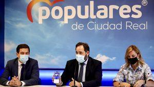 Núñez inicia una campaña de afiliación activa tras recibir peticiones de castellano-manchegos interesados en unirse a la alternativa que representa el PP-CLM