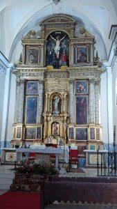 retablo mayor   Liberal de Castilla