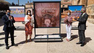 San Clemente ya disfruta de la exposición 'Un patrimonio para todos'