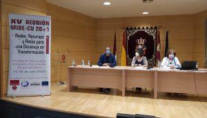 Setenta profesores de 32 universidades españolas analizan y reflexionan en Cuenca sobre la transformación en la docencia