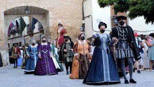 Termina la primera edición de un Festival Ducal de Pastrana que ya es Fiesta de Interés Turístico Regional