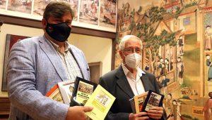 Vecinos y visitantes de Guadalajara podrán comprar títulos de la editorial AACHE en la oficina de Turismo y monumentos de la ciudad