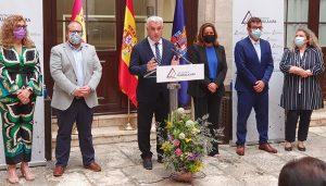 Vega destaca los programas novedosos de la Diputación de Guadalajara en este mandato para mejorar la economía y los servicios en los pueblos