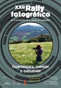 Villanueva de la Torre acoge el XXII Rally Fotográfico de la Asociación de la Prensa de Guadalajara