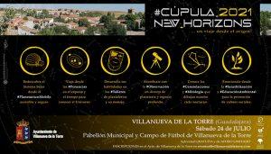 Villanueva de la Torre acogerá un completo taller gratuito de Astronomía Participativa el próximo sábado 24