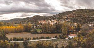 vista panoramica valle ungria   Liberal de Castilla