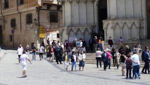 ¡Bien! Por primera vez en lo que va de año en Cuenca  hay más viajeros y pernoctaciones que en 2020
