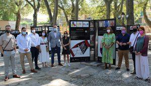 ´El Paseo de los Artesanos´ acerca desde hoy toda la artesanía de Castilla-La Mancha al parque María Cristina de Brihuega