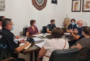 La Subdelegación del Gobierno promueve el convenio VIOGEN con el Ayuntamiento de Mota del Cuervo