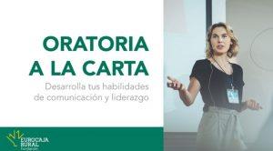 Fundación Eurocaja Rural contará con los Campeones del Mundo para su programa 'Oratoria a la Carta'