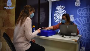 La Policía Nacional finaliza la implantación del DNI Europeo, la nueva versión del DNI electrónico
