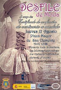 ACESANC celebrará un desfile de moda con los trabajos realizados en su curso de confección de vestuario a medida