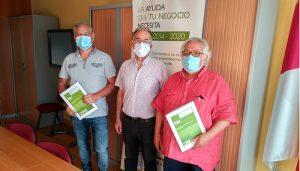 ADAC apoya con más de 17.000 euros dos proyectos de asociaciones  de la comarca