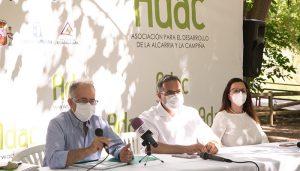 ADAC firma 20 contratos de proyectos empresariales con una inversión de casi 1,5 millones de euros