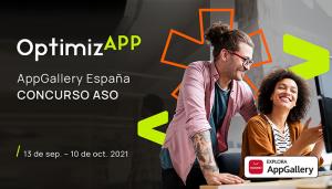 AppGallery lanza un concurso con 10.000 € en premios para optimizar las Apps en su tienda de aplicaciones