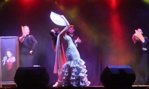 «Cabanillas se mueve en la calle» cierra el mes de julio con la noche de copla de Rocío Durán
