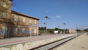 Candidatura de Cuenca muestra su apoyo a todos los que se movilizan en defensa del tren convencional