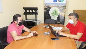 CEOE-Cepyme Cuenca ayuda a los participantes de UFIL a realizar estudios de mercado de sus proyectos