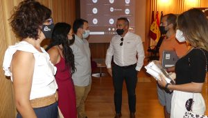 CEOE-Cepyme Cuenca muestra interés en las soluciones a los retos planteados por los emprendedores de UFIL