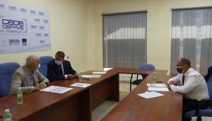 CEOE-Cepyme Cuenca pide al subdelegado del Gobierno comunicación fluida con el Gobierno central para avanzar en su Plan de Movilidad