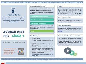 CEOE-Cepyme Cuenca señala las ayudas del Gobierno regional para mejorar la seguridad en centros de trabajo